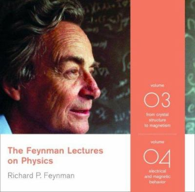 The Feynman Lectures on Physics on CD: Volumes 3 & 4 9780738209258
