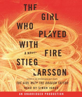 The Girl Who Played with Fire 9780739384176
