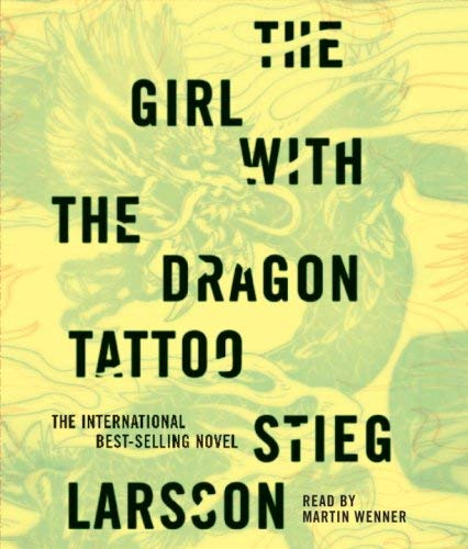The Girl with the Dragon Tattoo 9780739370643