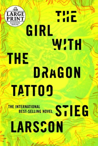 The Girl with the Dragon Tattoo 9780739384152