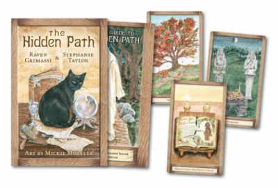 The Hidden Path Tarot Cards 9780738710709