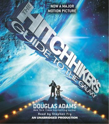 The Hitchhiker's Guide to the Galaxy 9780739322208