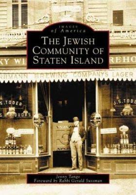 The Jewish Community of Staten Island 9780738513140