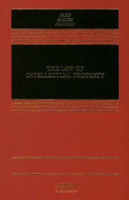 The Law of Intellectual Property 9780735553798