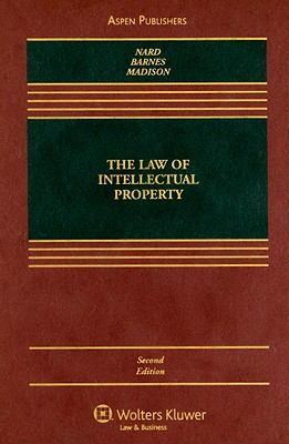 The Law of Intellectual Property 9780735579156