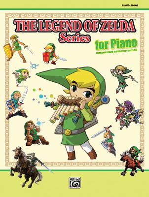The Legend of Zelda Series for Piano: Piano Solos 9780739082966