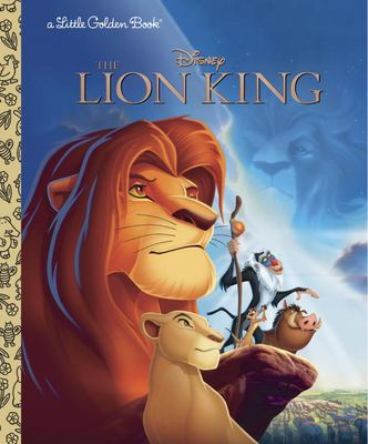 The Lion King (Disney the Lion King) 9780736420952