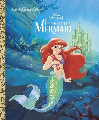 The Little Mermaid (Disney Princess) 9780736421775