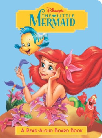 The Little Mermaid (Disney Princess) 9780736422055