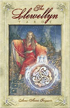 The Llewellyn Tarot [With BookWith Tarot Bag] 9780738702995
