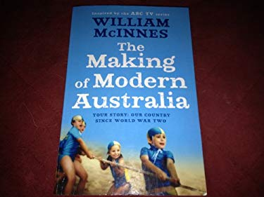 The Making of Modern Australia 9780733624940