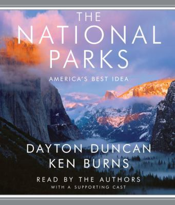 The National Parks: America's Best Idea 9780739366325