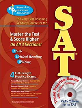 The New SAT [With CDROM] 9780738600918