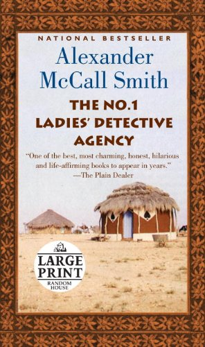 The No. 1 Ladies' Detective Agency 9780739378298
