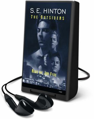 The Outsiders [With Headphones] 9780739375198