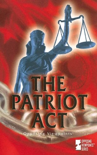 The Patriot Act 9780737730982