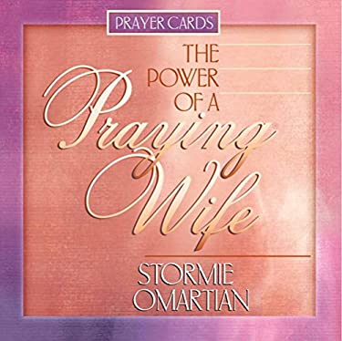 The Power of a Praying Wife Praying Cards 9780736904711