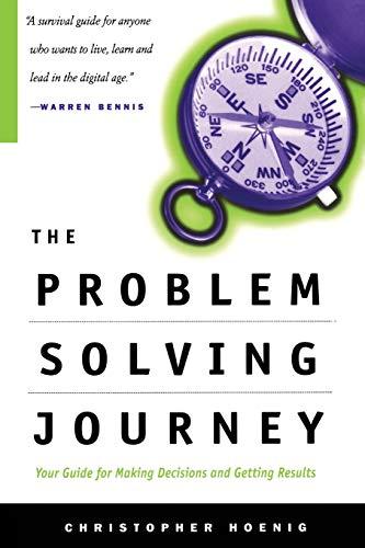The Problem Solving Journey 9780738202808