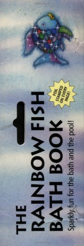 The Rainbow Fish Bath Book 9780735812994