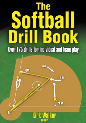 The Softball Drill Book 9780736060707
