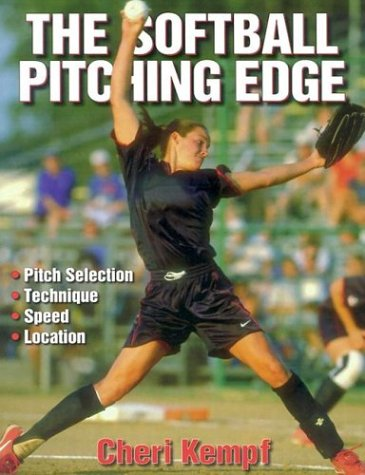 The Softball Pitching Edge 9780736038256