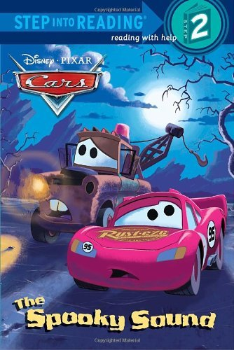 Cars: The Spooky Sound 9780736426640