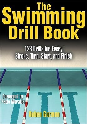 The Swimming Drill Book 9780736062510