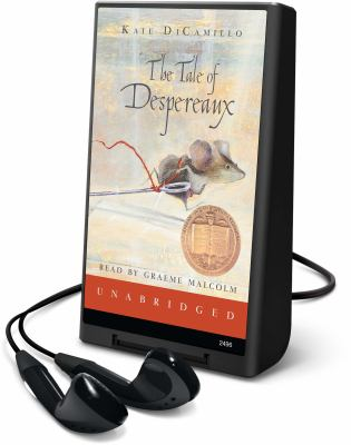 The Tale of Despereaux [With Earbuds] 9780739371053