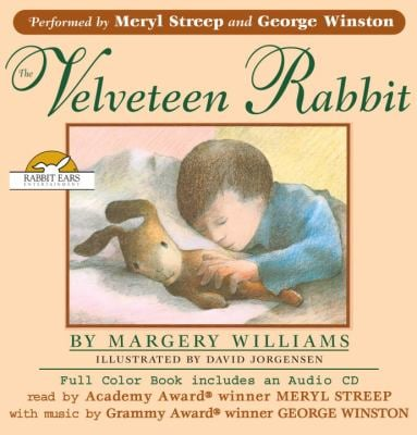 The Velveteen Rabbit Book and CD