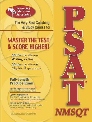 The Very Best Coaching & Study Course for PSAT/NMSQT 9780738600758