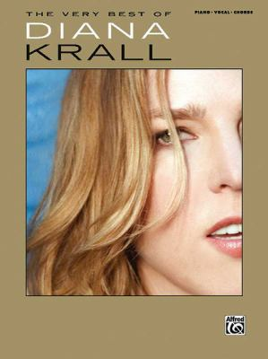 The Very Best of Diana Krall: Piano/Vocal/Chords 9780739058183