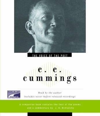 The Voice of the Poet: E.E. Cummings 9780739315378