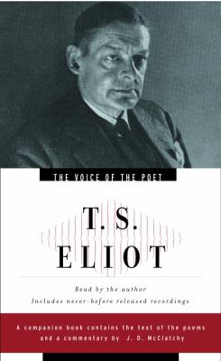 The Voice of the Poet: T.S. Eliot 9780739315354
