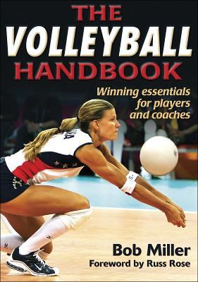 The Volleyball Handbook 9780736056106