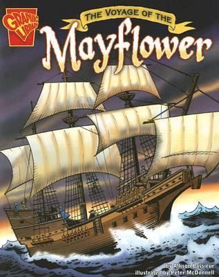The Voyage of the Mayflower 9780736862110