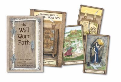 The Well Worn Path [With 40 Cards and Black Organdy Bag] 9780738706719