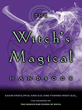 The Witch's Magical Handbook 9780735202009