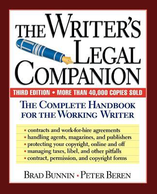 The Writer's Legal Companion 9780738200316