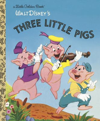 Three Little Pigs 9780736423120
