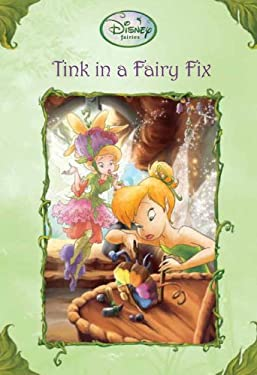 Tink in a Fairy Fix 9780736426619