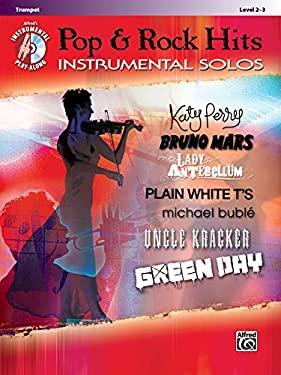 Pop & Rock Hits Instrumental Solos, Trumpet: Level 2-3 9780739080061