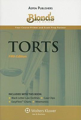 Torts 9780735586185