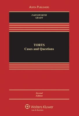 Torts: Cases and Questions, Second Edition 9780735582941