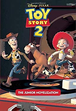 Toy Story 2: The Junior Novelization 9780736426527