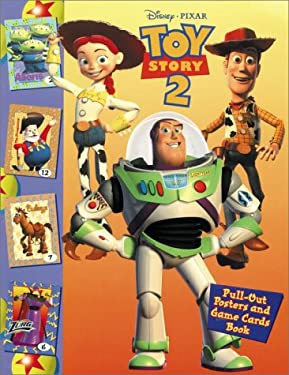 Toy Story 2 : Pull-Out Posters and Game Card Paperback Rebecca Gomez