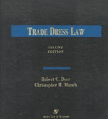 Trade Dress Law 9780735506947