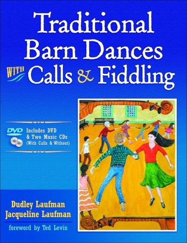 Traditional Barn Dances with Calls & Fiddling 9780736076128