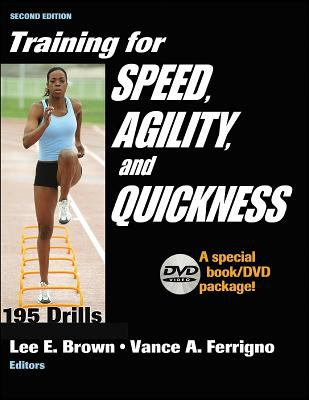 Training for Speed, Agility and Quickness - 2nd Edition 9780736058735