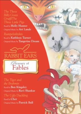 Treasury of Fables 9780739336526