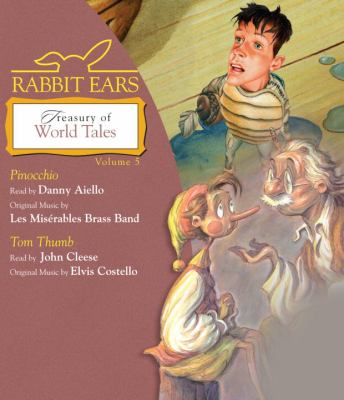Treasury of World Tales: Pinocchio, Tom Thumb 9780739356036